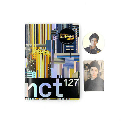 [NCT127]4th mini album/NCT #127 WE ARE SUPERHUMAN / Album + TAEYONG Pcs