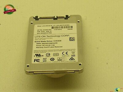 """Lite-On 256GB Solid State Drive SSD 2.5"""" LCH-256V2S-HP"""