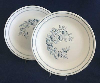 """Corelle by Corning 2 - 10 1/4"""" Dinner Plates -  Made in USA"""