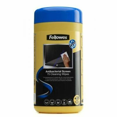Fellowes Virashield Screen Cleaning Wipes Cleaning wipes FELLOWES 2211716