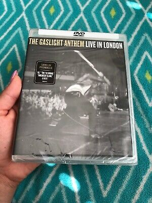 The Gaslight Anthem - Live in London [New DVD]