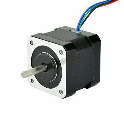 STEPPERONLINE Stepper Motor Nema 17 Bipolar 40mm 64oz. 2A 4 Lead 3D Printer