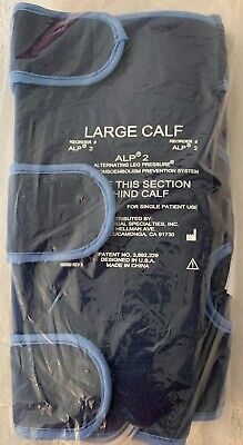 Currie Medical ALP 2 Calf Alternating Leg Pressure Compression Sleeve up to 24""