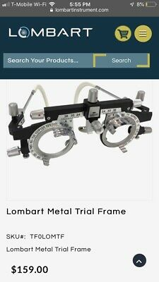 Optical Optometric multi-function frame professional trial frame