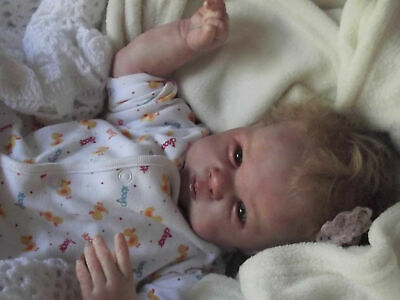 Reborn Baby Girl Doll - Tammy - excellent Condition