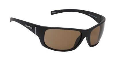 NEW Ugly Fish Polarised Sunglasses Eclipse PC3441 Black/Brown