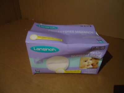 Lansinoh Nursing Pads, Pack of 100 Stay Dry Disposable Breast Pads
