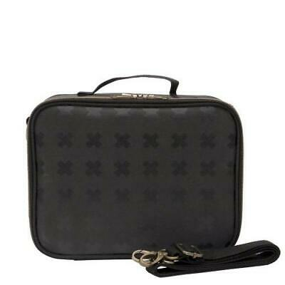 NEW So Young Insulated Lunch Bag Box - Black Paper Union