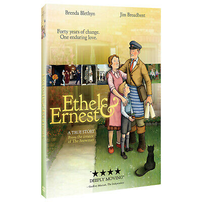 Ethel and Ernest (Animated 2016 Movie) - DVD - Region 1 (US & Canada)