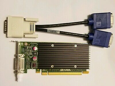 Genuine Dell OptiPlex 7010 7020 7040 HD Dual Display VGA Video Card