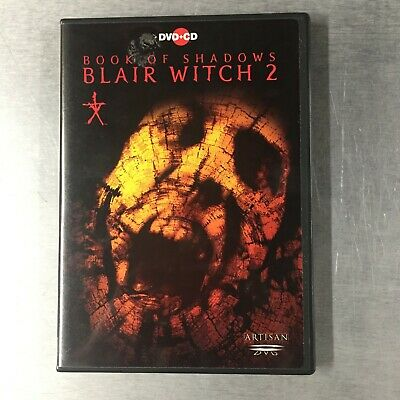 Book Of Shadows Blair Witch 2 DVD/CD