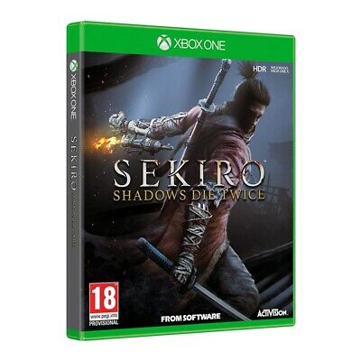 Sekiro: Shadows Die Twice Xbox One (SP)