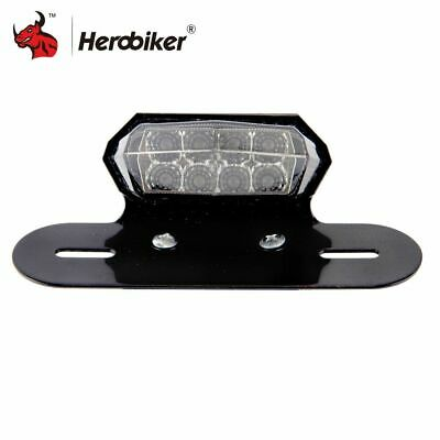 Motorcycle Taillights LED Motorcycle Light Brake Lamps Motorcycle Tail Light Uni