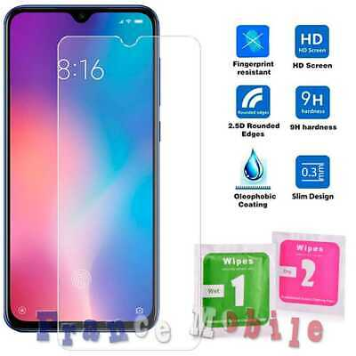 Premium 9H 2.5D Tempered Glass Screen Protector for Xiaomi Mi 9 Clear