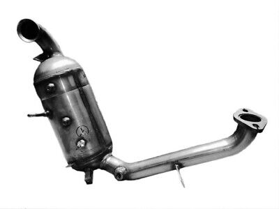 Roetfilter DPF Ford Focus 1.6 TDCi 1479776