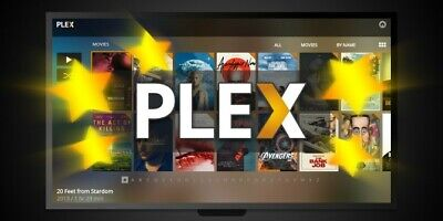 Plex OR EMBY 12 months subscription / LIVE TV/  MOVIES / TV SHOWS