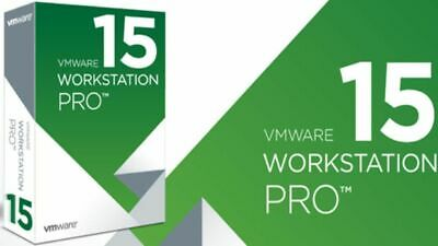 VMWare Workstation 15 Pro Lifetime License Fast Delivery 2019 Official Fusion