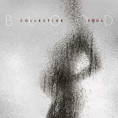 Collective Soul - Blood - New CD Album - Released 21/06/2019