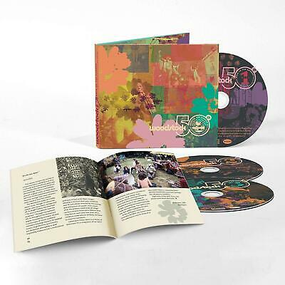 Woodstock — Back To The Garden: 50th Anniversary - New 3CD Released 28/06/2019