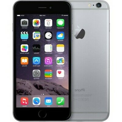 Apple iPhone 6 - 32GB - Space Gray A1549 Tracfone/Straight Talk/Total Wireless