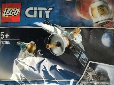 LEGO 30365 CITY polybag Sealed NASA Inspired Mint Space Mars Expedition