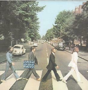 BEATLES Abbey Road CD 17 Track (cdp7464462) ARGENTINA Parlophone