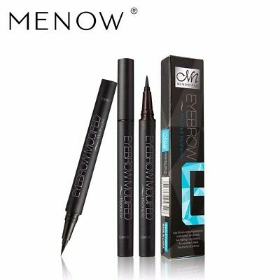 MENOW Cosmetics Black Brown Long-lasting Waterproof Eyebrow Pencil Liner Makeup