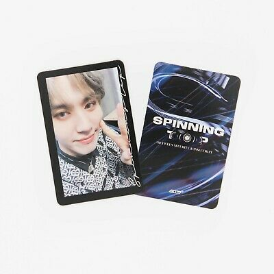 [GOT7] SPINNING TOP Official Photocard / Eclipse / 1pc / YUGYEOM 2