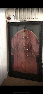 Fireman's Classic Vintage Jacket In Shadow Box