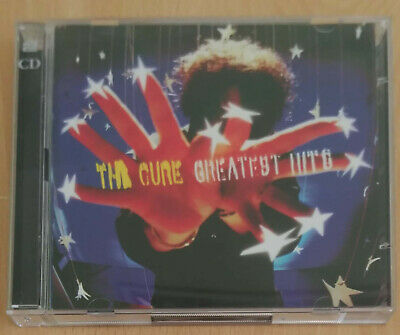 THE CURE (GREATEST HITS) 2 CD's 2001