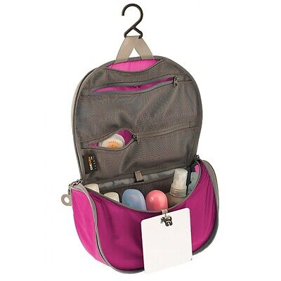 Kit de Aseo Sts Hanging Toiletry Bag Berry