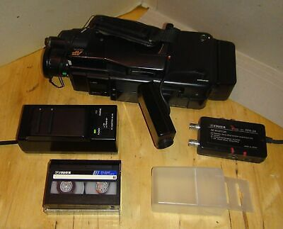 Fisher Camcorder-8  FVC-P701
