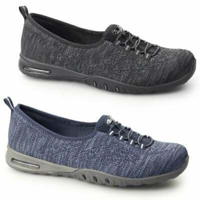 SKECHERS RELAXED FIT: EASY AIR IN MY DREAMS Ladies Relaxed