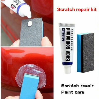 Car Body Compound Paste Set Scratch Paint Care Polishing&Grinding Car Care Set