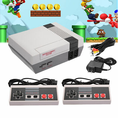 620 Built-in Games For Nintendo Games Mini Vintage Retro TV Game Console US