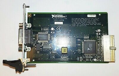 National Instruments NI CPCI-GPIB - Compact PCI GPIB Card for PXI Chassis