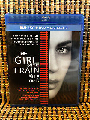 The Girlk on the Train (2-Disc Blu-ray/DVD)Emily Blunt