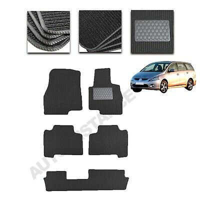 Tailored Grey Car Mats 2009- Seat Exeo