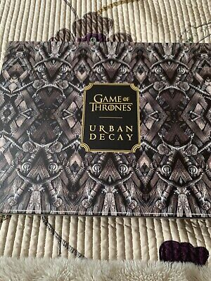 Urban Decay Game of Thrones Vault - Limited Edition 13 Piece Set *In Hand* - GoT