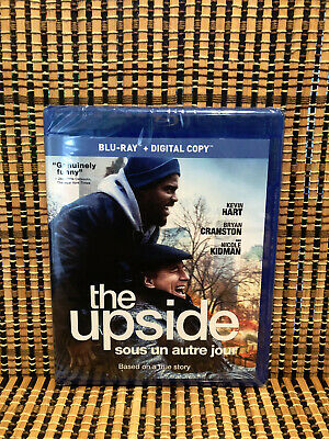 The Upside (Blu-ray, 2019)Kevin Hart/Bryan Cranston