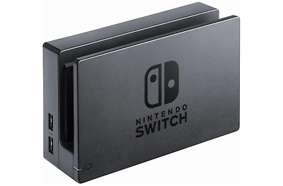 OEM GENIUNE OFFICIAL Nintendo Switch Charging TV Dock ONLY NO CABLES  HACK-007