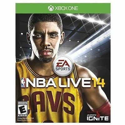 NBA Live 14 (Microsoft Xbox One,) new