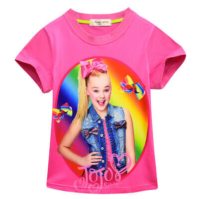 JoJo Siwa Kid's Unisex T Shirt AU Shop