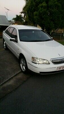 07  Ford Bf Ltd Duel Fuel Like New, Smell The Leather 6Cyl Not A Fairlane Rwc