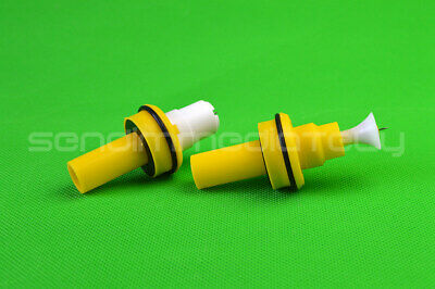 AfterMKT Electrostatic Powder Coating Flat round nozzle for Wagner X1 spray gun