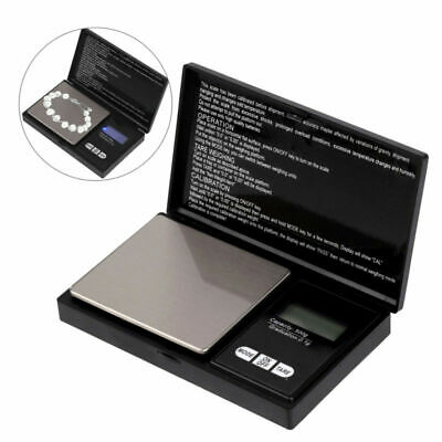 0.1G-500G Digital Pocket Weighing Mini Scales Gold Weight Jewellery Scale Herbs