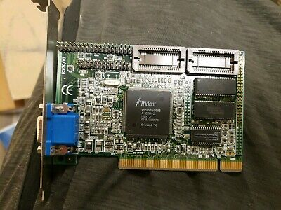 JATON TVGA9685PCI DRIVER WINDOWS
