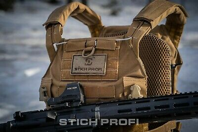 Plate Carrier Light with Quick Reset System (A-TACS FG, MULTICAM and other)