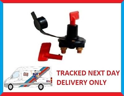CAR BATTERY ISOLATOR ISOLATER Cut out Switch 24v 12v 300A BOAT