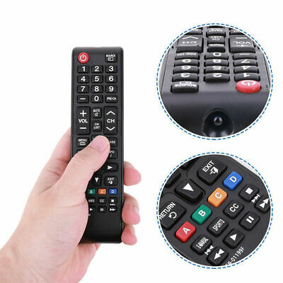 TV Remote Control BN59-01199F Replace for Samsung LCD LED HDTV Smart TV New